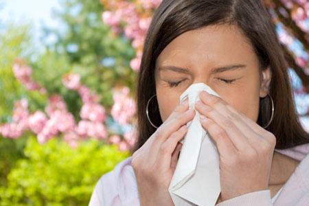 Consejos para sobrellevar la alergia primaveral