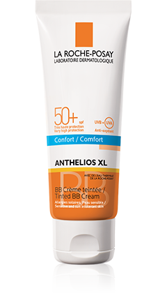 SPF50+ Crema BB con color confort