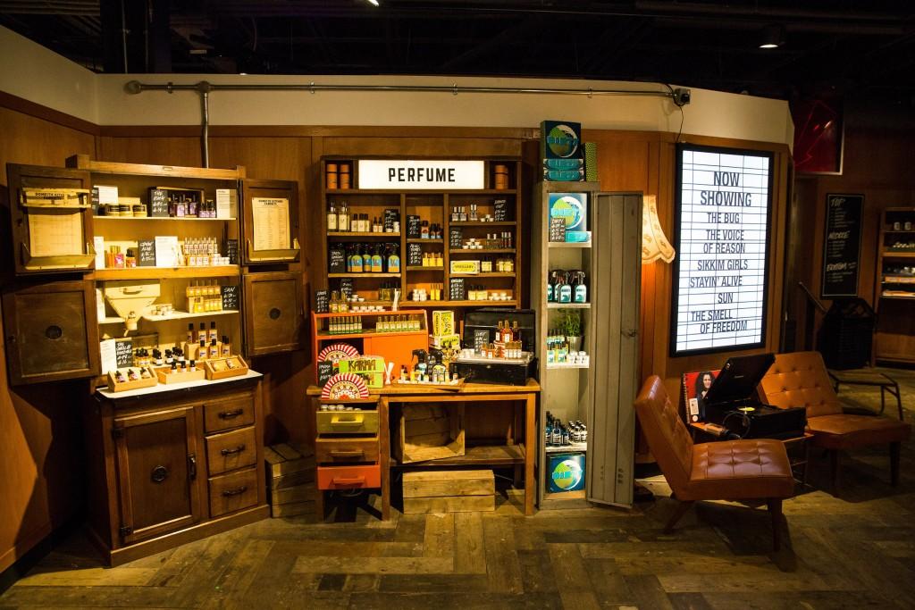 Apertura nueva tienda Lush en Oxford street