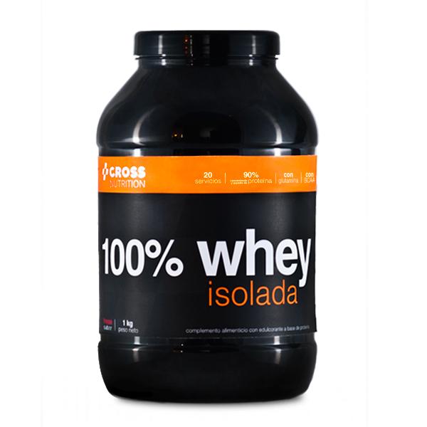 Proteína 100% Whey Iso