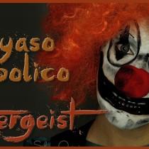 Tutorial maquillaje Payaso Poltergeist