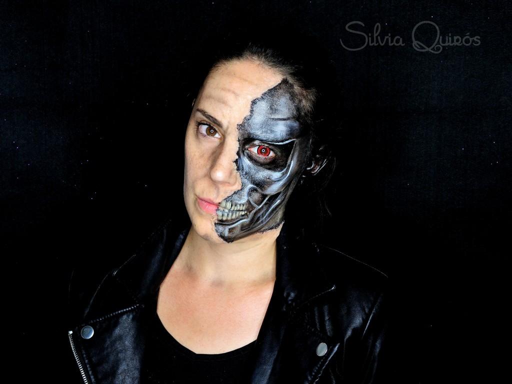 Tutorial Maquillaje Terminator Genesis