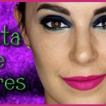 Tutorial maquillaje Fiesta de ecolores