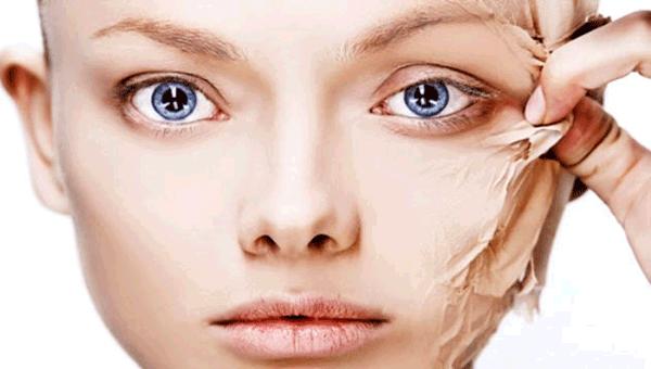 Tienes la piel deshidratada?