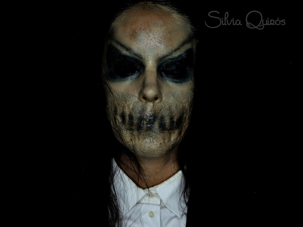Maquillaje Buhguul de Sinister II Efectos especiales