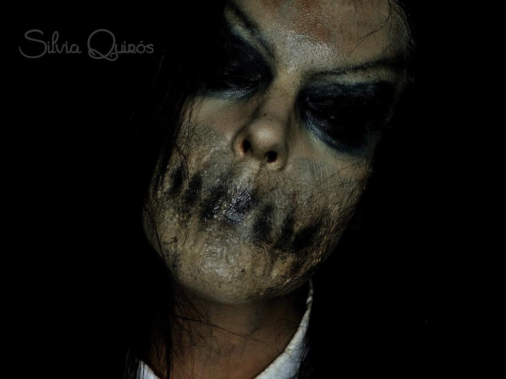 Maquillaje Buhguul de Sinister II Efectos especialesMaquillaje Buhguul de Sinister II Efectos especiales