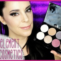Reseña paleta Element de Motives Cosmetics
