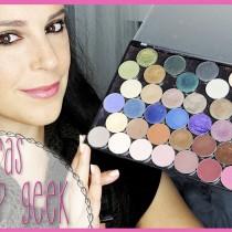 Reseña sombras Makeup Geek