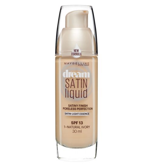 Base Dream Satin Liquid