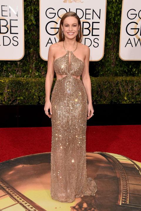 Brie Larson by Calvin Klein
