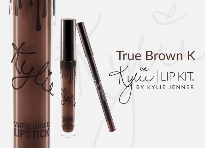 True Brown K Kylie Jenner