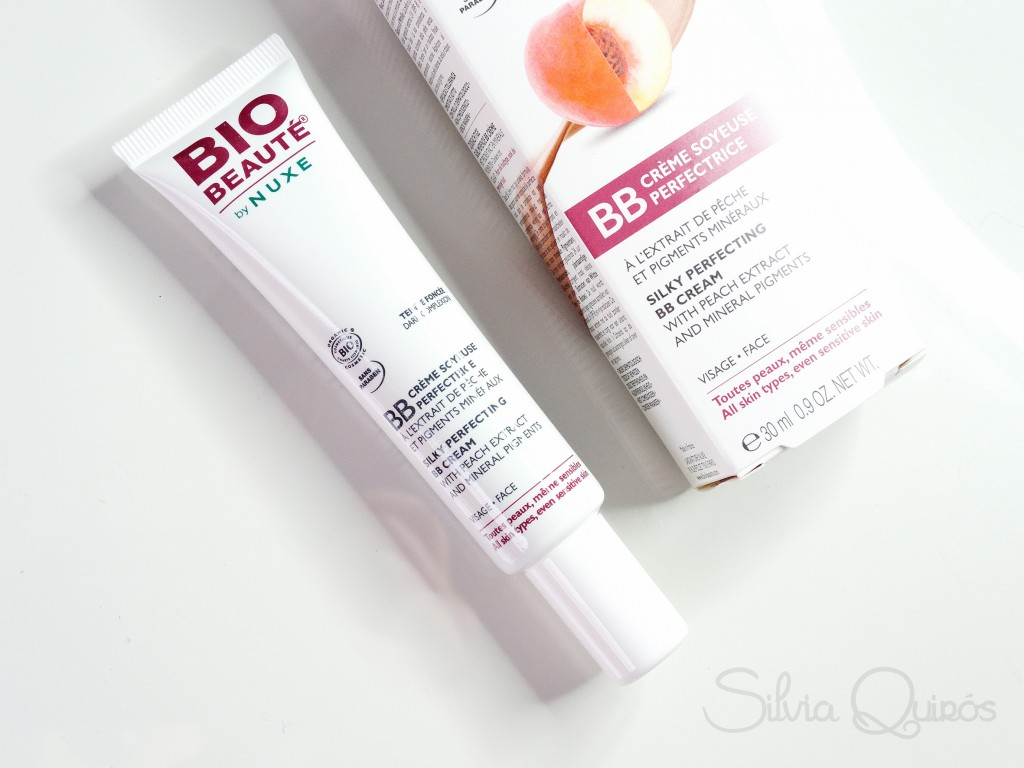 BB cream perfeccionadora Bio Beaute de Nuxe