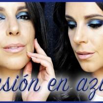 Tutorial Maquillaje Pasión en Azul