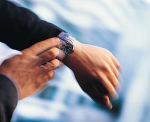 Consejos para ser más puntual