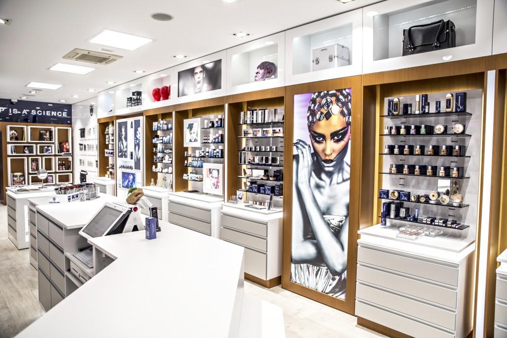 Kryolan abre tienda en Madrid