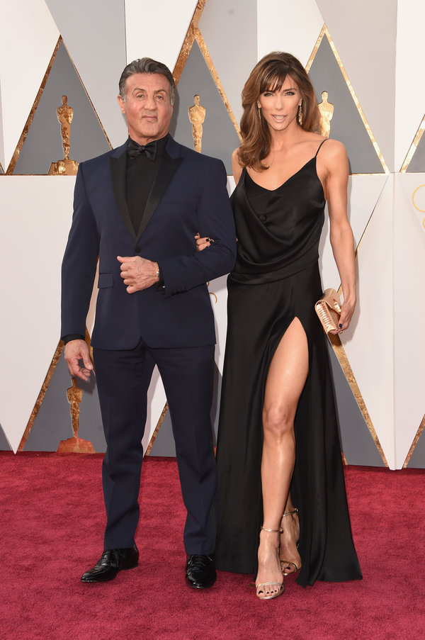 Sylvester-Stallone-and-Jennifer-Flavin