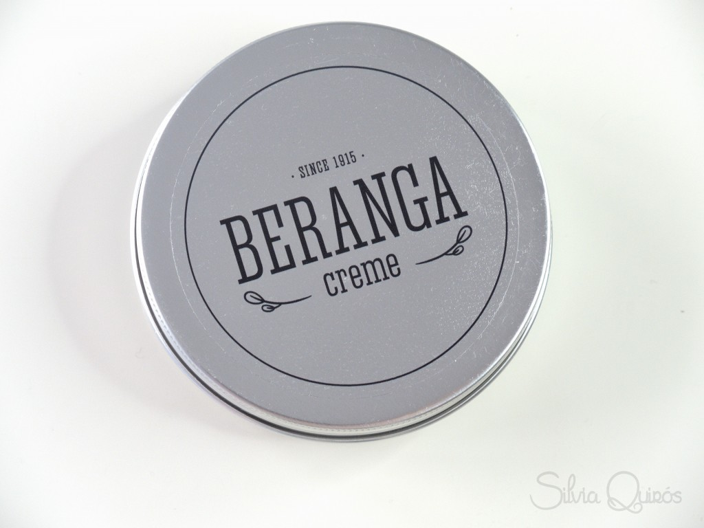Crema Beranga, natural y efectiva