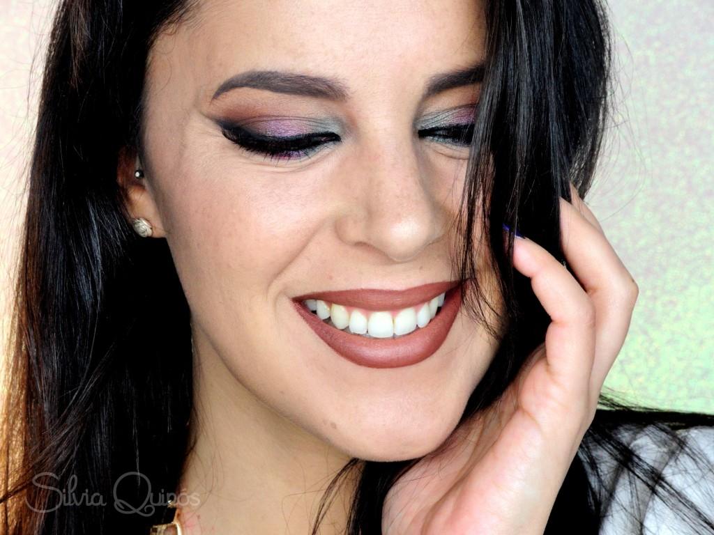 Tutorial maquillaje Delineado Ojo de Gato