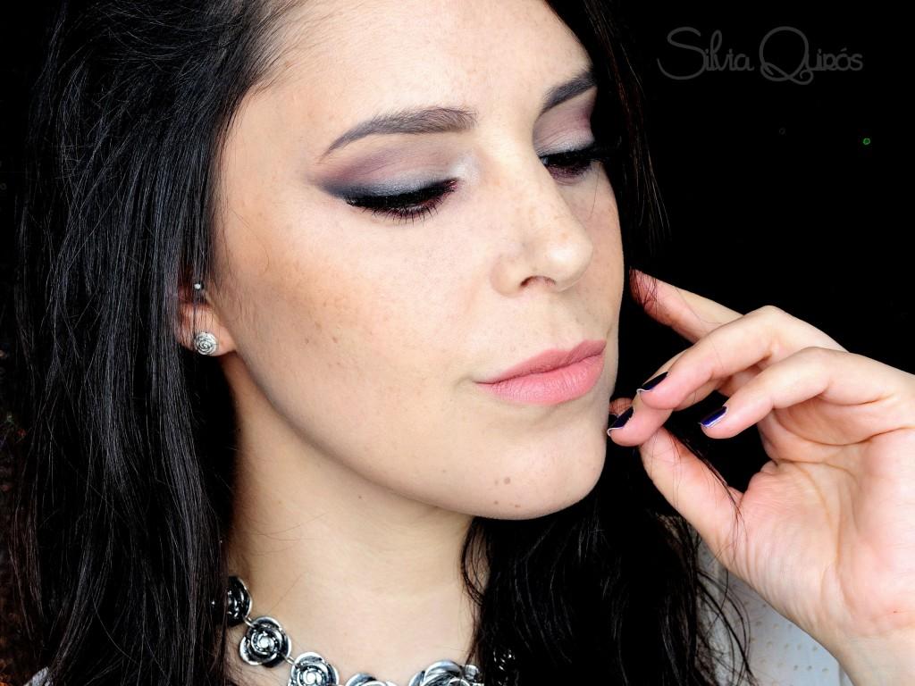 Maquillaje para San Valentin, romántico y sexy