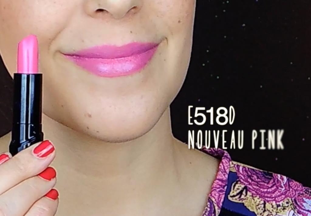 E518D nouveau pink