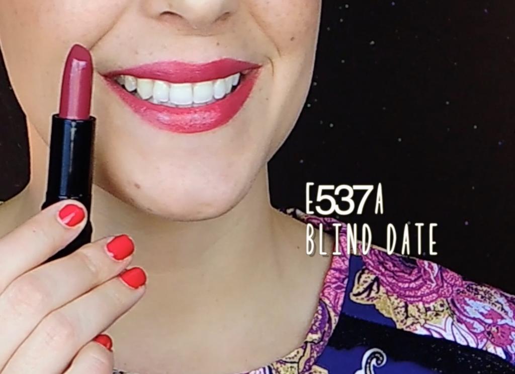 E537A blind date