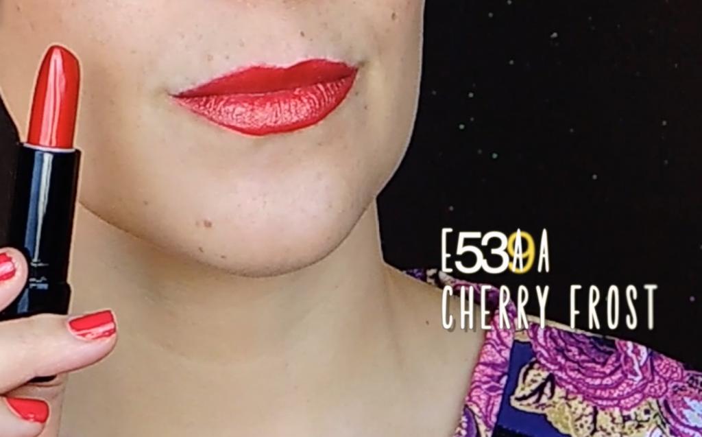 E539A cherry frost