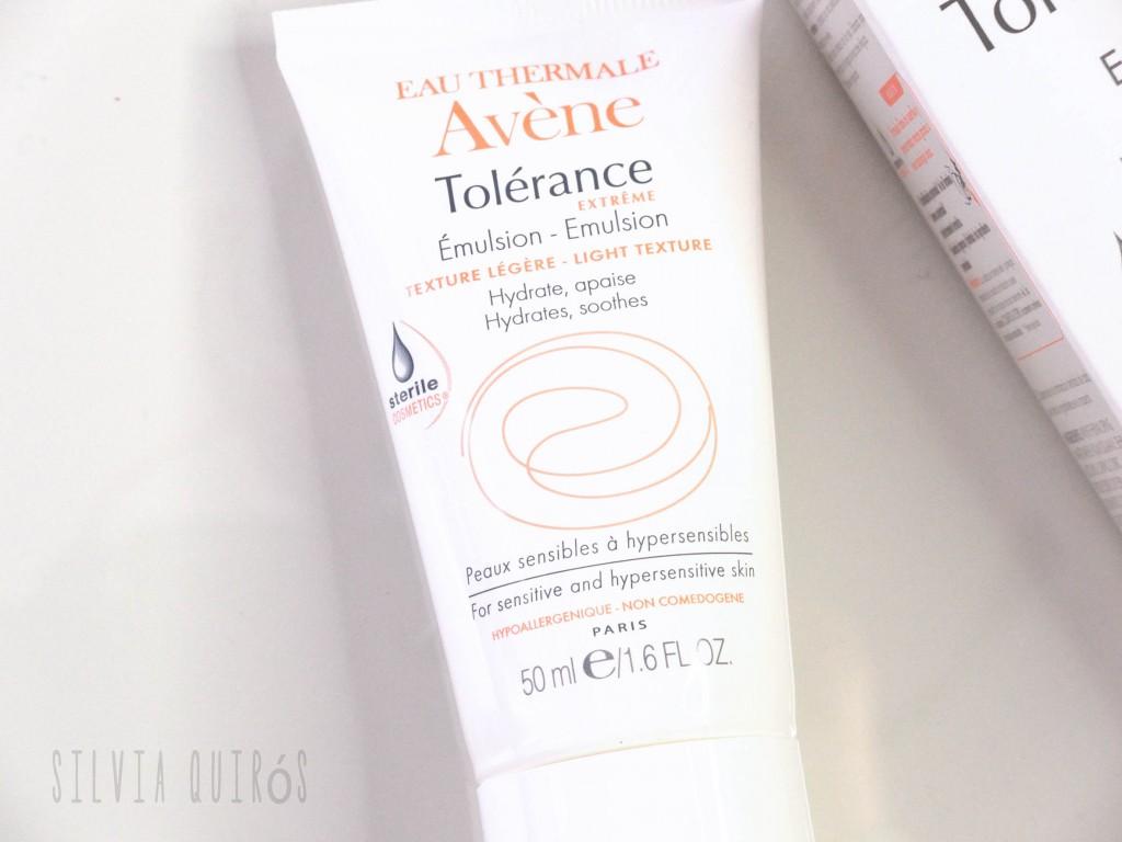 Tolérance Extrême, para las pieles más sensibles