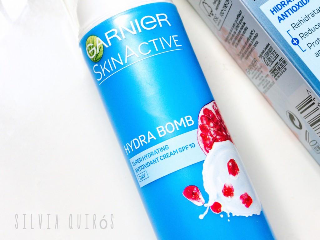 Nuevo Hydra Bomb de Garnier para una alta hidratación