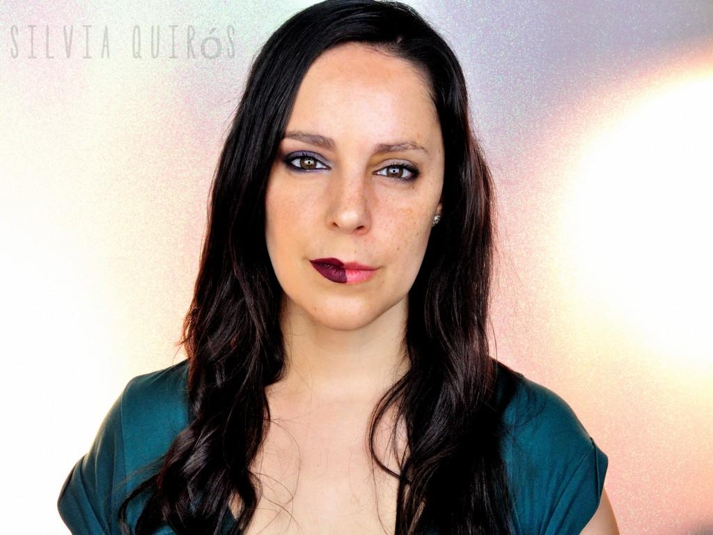 El poder del maquillaje, como me saco partido, antes y ahora