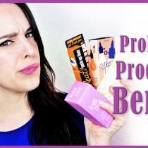 Poniendo a prueba productos de Benefit