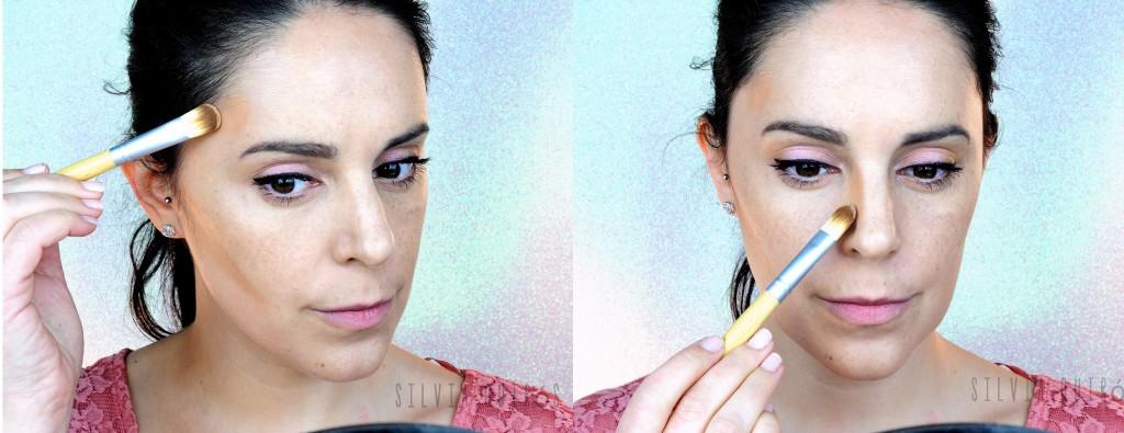Probando los productos de contorneo Infalible Sculpt de L'oréal Paris
