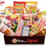 Box from Japan