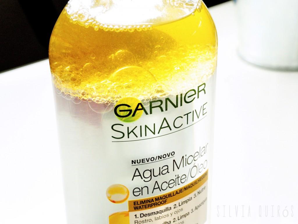 La nueva agua micelar bifásica de Garnier