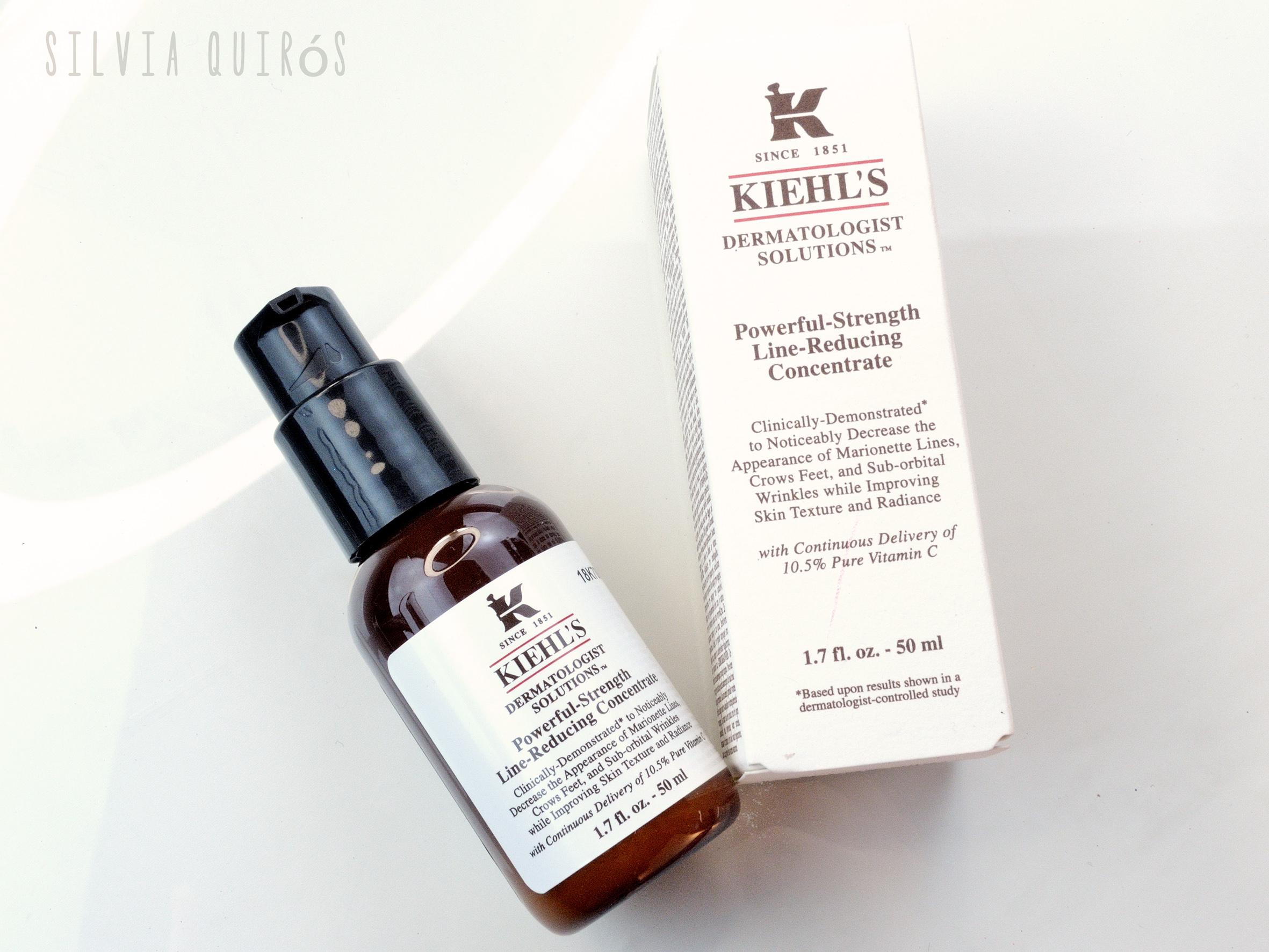 Concentrado antiarrugas con Vitamina C de Kiehls