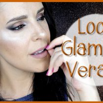 Tutorial look glam de verano