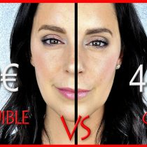 Maquillaje asequible VS caro #2
