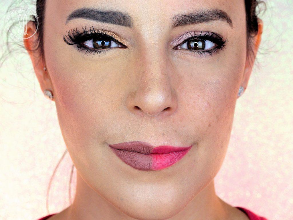 Maquillaje en USA vs España