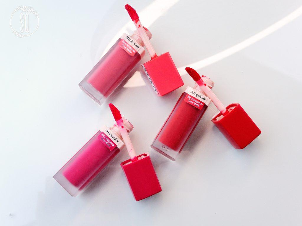 Rouge Edition Velvet Souffle Bourjois