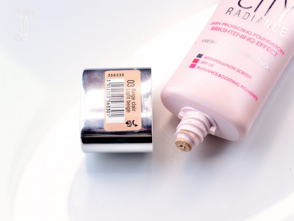 City Radiance Bourjois