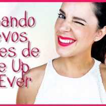 Probando 13 nuevos labiales Artist Rouge de Make Up For Ever