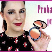 Probando productos de Nyx cosmetics