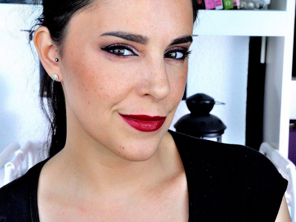 Tutorial look Otoño usando la paleta Flawless de Makeup Revolution