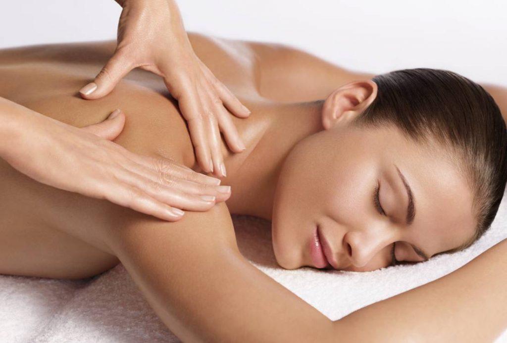 Relajarse es otra forma de cuidarse, masajes de spa