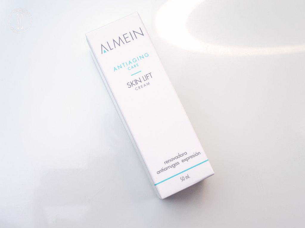 Skin Lift de Almein para reducir las arrugas y un efecto lifting