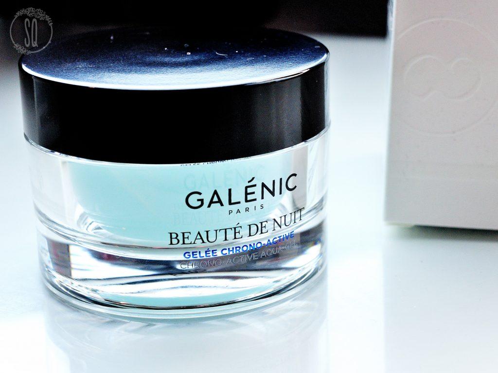 Tratamientos Aqua Infini y Beauté de Nuit de Galenic