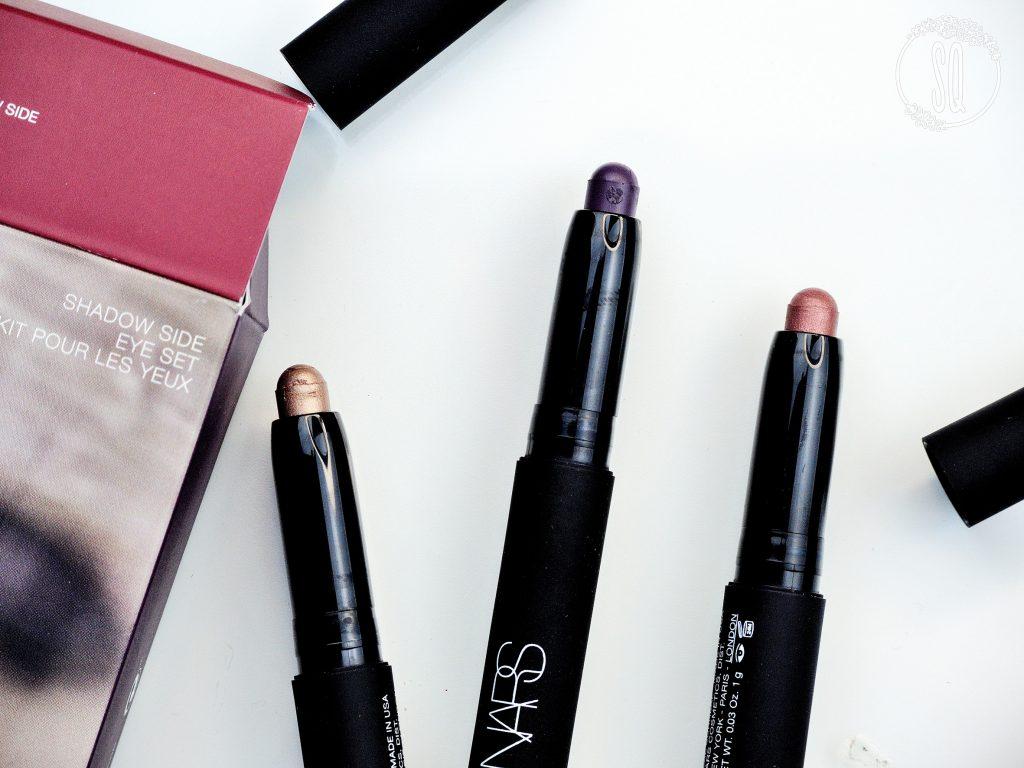 Probando colección Sarah Moon y Velvet Lip Glide de Nars