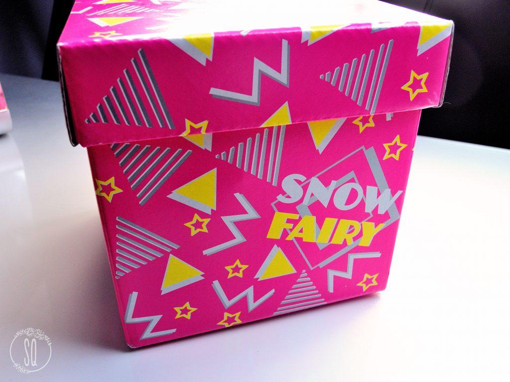 Snow Fairy, Navidad muy dulce en Lush