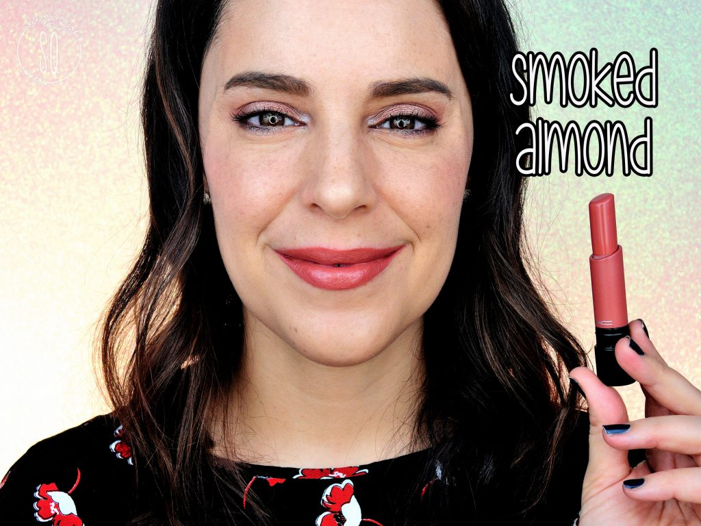 Smoked almond Lipstensity M·A·C