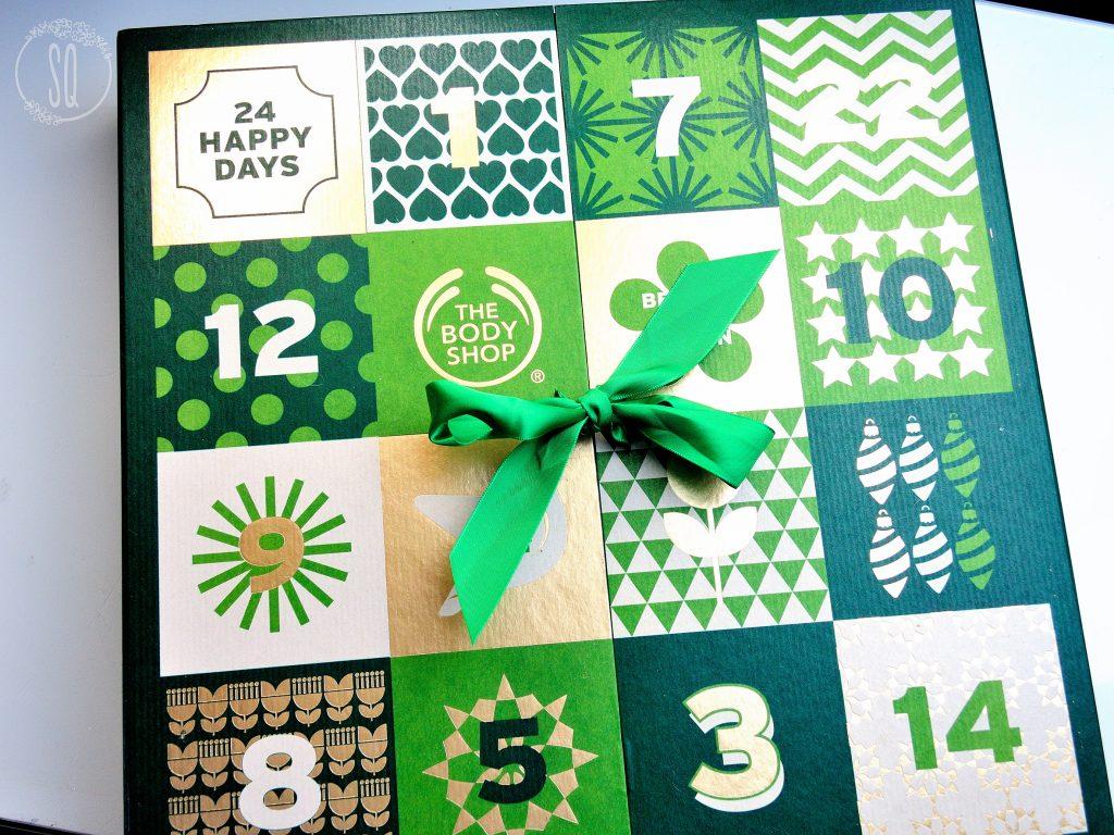 Kits de Navidad de The Body Shop y su calendario de adviento