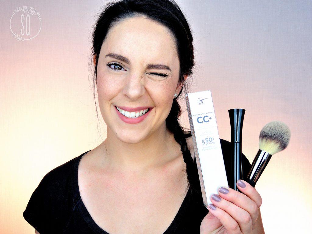 Probando productos de It cosmetics